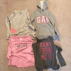 Bundle Girl's Size 12 Long Sleeve Tops